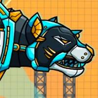 Robot Police: Iron Panther