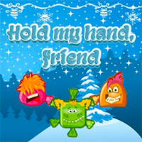 Hold My Hand Friend