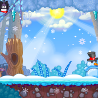 Winter Story Game