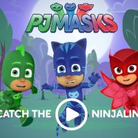 Catch The Ninjalinos