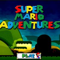 Super Mario Adventures Html5
