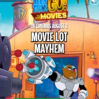 Teen Titans Go Movie Lot Mayhem