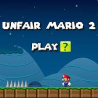 Unfair Mario 2 Game