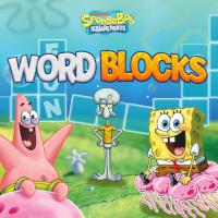 Spongebob Word Game