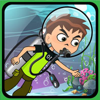 Ben 10 Omniverse Under The Sea Advanture