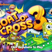 SpongeBob Boat-o-Cross 3