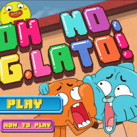 Gumball Oh No G. Lato