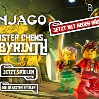 NinjaGo Master Chen's Labyrinth