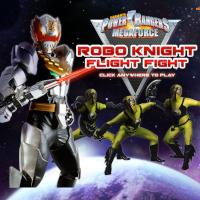Robo Knight Flight Fight