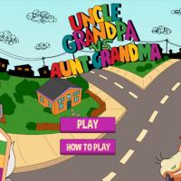 Uncle Grandpa vs Aunt Grandma