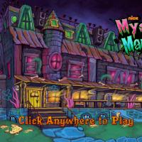 SpongeBob Mystery Mansion