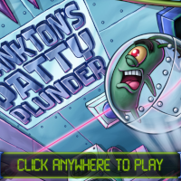 Plankton's Patty Plunder