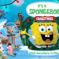 It's a Spongebob Christmas